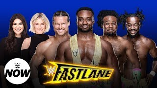 WWE Fastlane 2018 preview: WWE Now