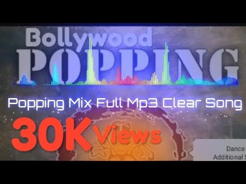 Bollywood Popping & Robotic Mix Dance+ 4 Additional Song || Only Use Dance Additional