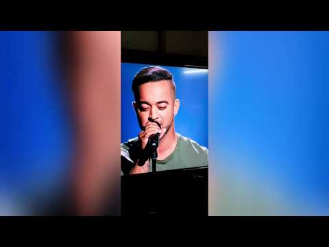 THE BLIND AUDITION OF GUY SEBASTIANs BROTHER/GUY SEBASTIAN TEARS UP WATCHING
