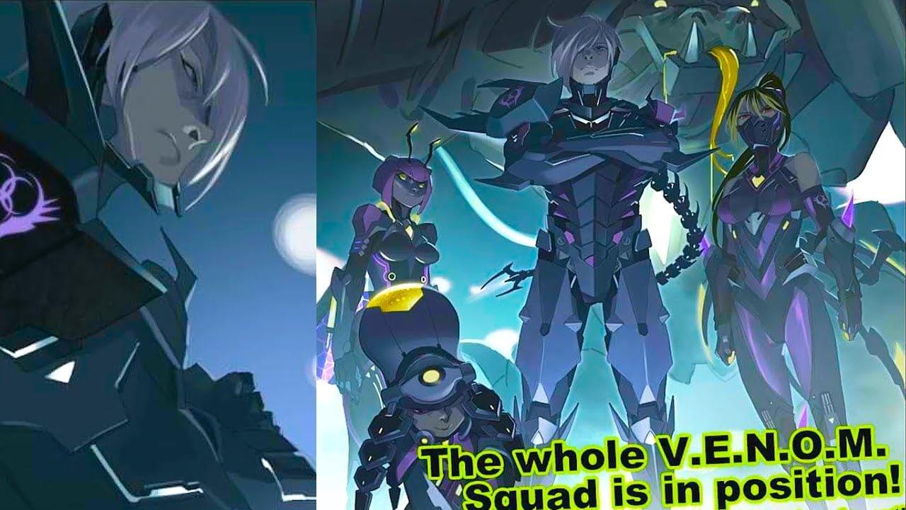 Anime Gusion Venom Anime Wallpapers