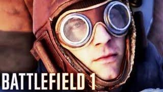 BF1 FULL CAMPAIGN Battlefield 1 War Stories Gameplay Walkthrough Xbox One