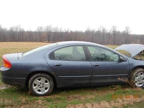 1998-2004 Dodge Intrepid valve body