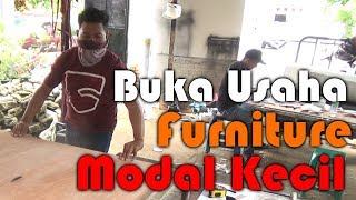 Usaha Furniture Modal Kecil