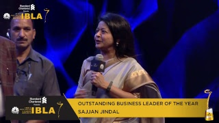 INDIA BUSINESS LEADERS AWARDS 2019