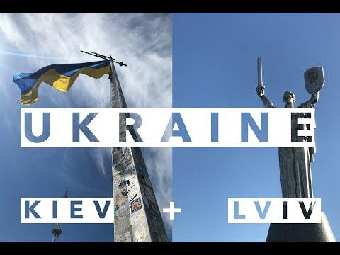 UKRAINE - TRAVEL STORIES // a tour through KIEV & LVIV
