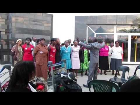 2014 Zimbabwe International Convention: Airport Welcoming Group