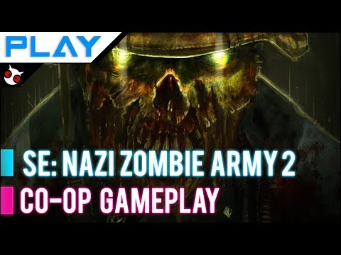PLAY: Sniper Elite Nazi Zombie Army 2 | Co-op Gameplay