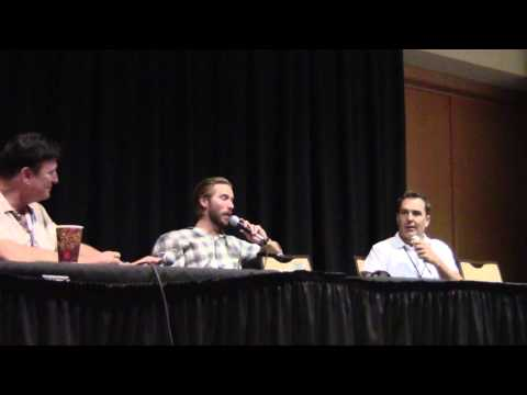 Metrocon 2014: Batman Villains Panel (Nolan North, Troy Baker, Richard Epar)