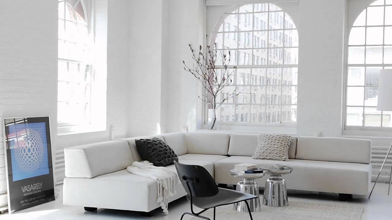 Superbe Tillary Modular Furniture: One Sofa, Endless Possibilities | West Elm    YouTube