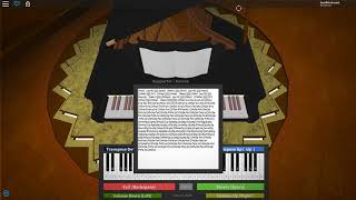 ROBLOX Virtual Piano - The Flash Theme Song
