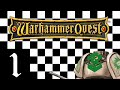 Let's Play Warhammer Quest (PC) - Episode 1 - Gameplay Introduction