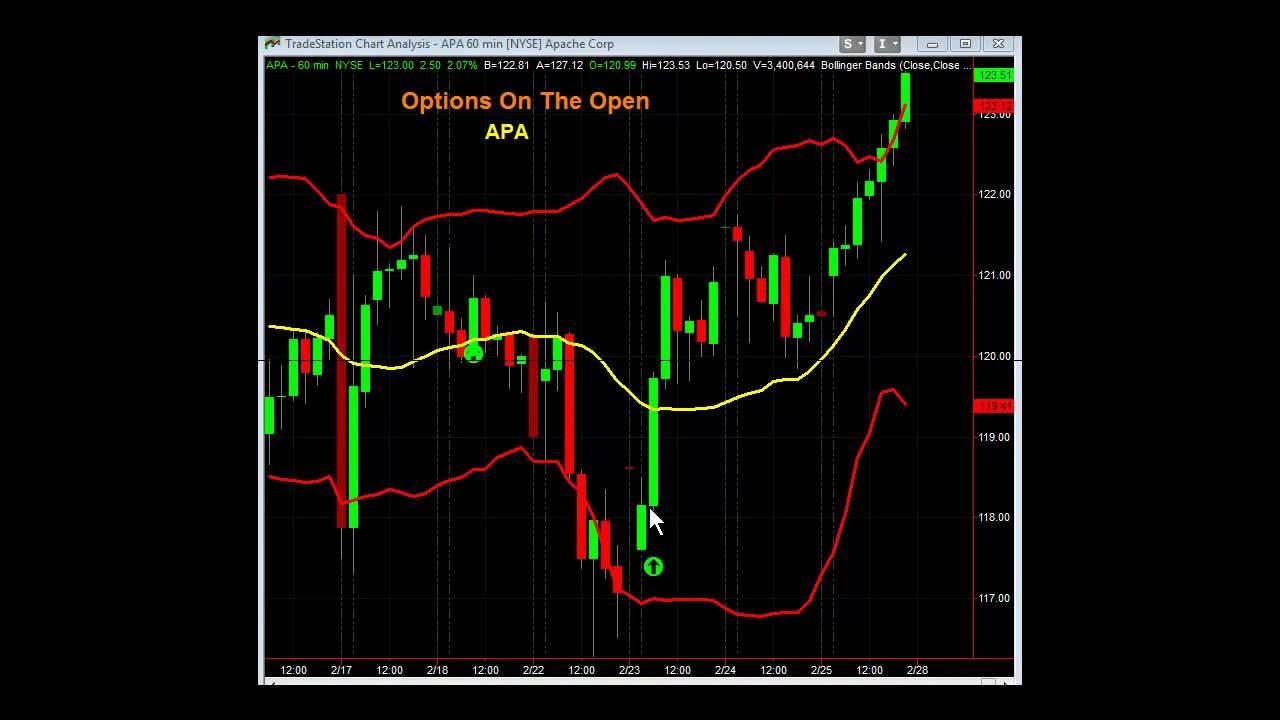 Option trades for high volatility