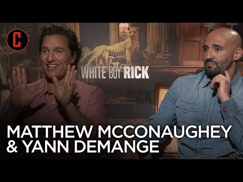 White Boy Rick: Matthew McConaughey and Director Yann Demange on the Importance of Family Mp3