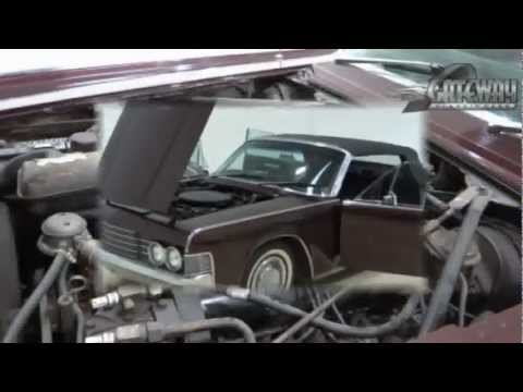 1965 Lincoln Continental 4Dr Convertible For Sale