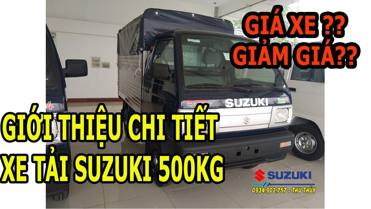Giá Xe Suzuki 500kg – 490kg| GIẢM giá 10 Triệu #suzuki500kg, #suzuki490kg #gia_xe_suzuki