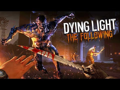 ENDING THE ZOMBIE APOCALYPSE!! (Dying Light: The Following)