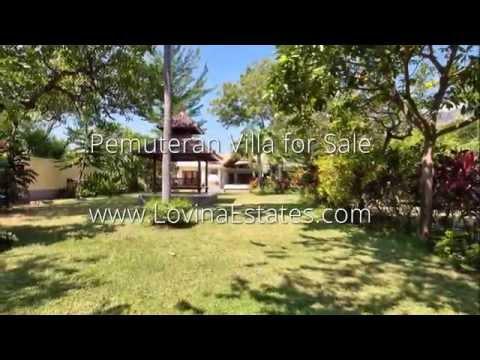 Pemuteran Villa for Sale Bali