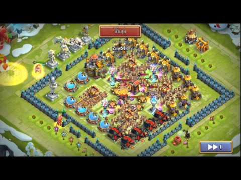 Castle Clash : Bot Hunting