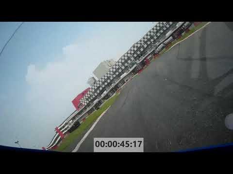 麗寶小賽道 單圈1:08秒 GSX-R150小阿魯