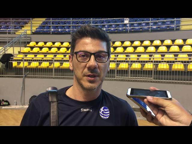 ΕΟΚ | Εθνική Ομάδα : O Φώτης Κατσικάρης και ο Κώστας Κουφός μιλάνε στο κανάλι της ΕΟΚ για το παιχνίδι με το Μεξικό. (vid)
