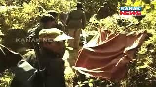 Maoist Killed In Gun-battle With Jawans In Malkangiri