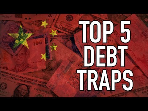 5 Countries That Have Fallen into China's Debt Trap
