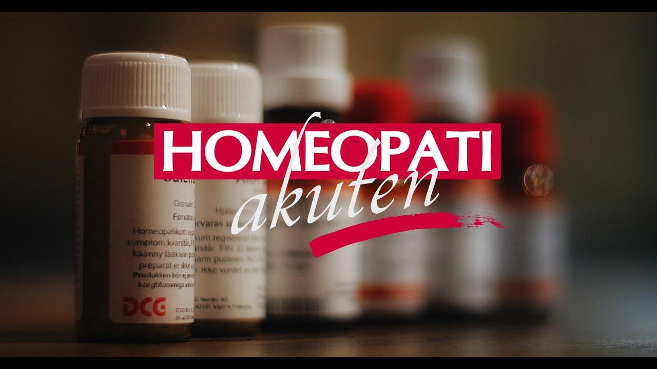 homeopatiska läkemedel göteborg