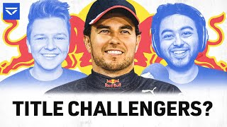 Will Sergio Perez help Max Verstappen & Red Bull close the gap on Mercedes? | Talking Points