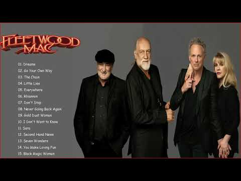 Fleetwood Mac Greatest Hits Full Album 🍀