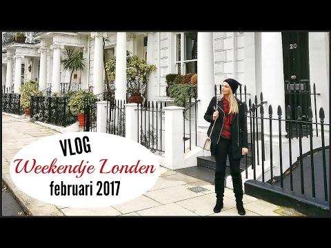 VLOG - Weekendje Londen! (Februari 2017) | Lifestyle Spot