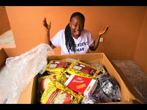 HOW I SHIPPED BIG BOX TO GHANA  || ITEMS FOR MY KITCHEN IN GHANA!! WHATS INSIDE