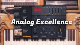 FLEX Library | Analog Excellence