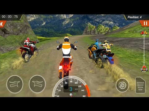 Offroad Bike Racing Game 2019 #Dirt MotorCycle Race Game #Bike Games 3D For Android #Games Android
