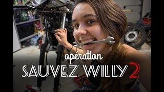 YZF R125 ▏ Une fille dans l'atelier : remontage du moteur 🔧