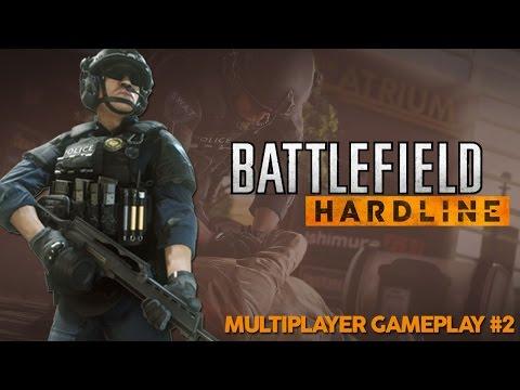 Battlefield Hardline | Multiplayer Gameplay #2 - I