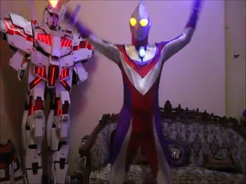 Ultraman Tiga Take me higher wotagei
