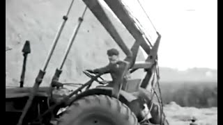 Беларус МТЗ-5 трактор. На скирдовке. Харьковская обл. Украина (1974-1976).