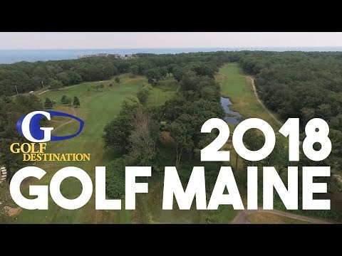 Golf Destination: 2018 Golf Maine