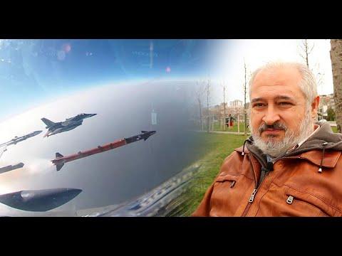 HAKAN KILIÇ : GÖKDOĞAN VE BOZDOĞAN FÜZELERİ İÇİN F-16 HAMLESİ !!