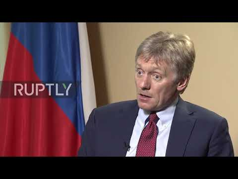 Russia: Skripal was of 'zero value' to Moscow - Peskov *EXCLUSIVE*