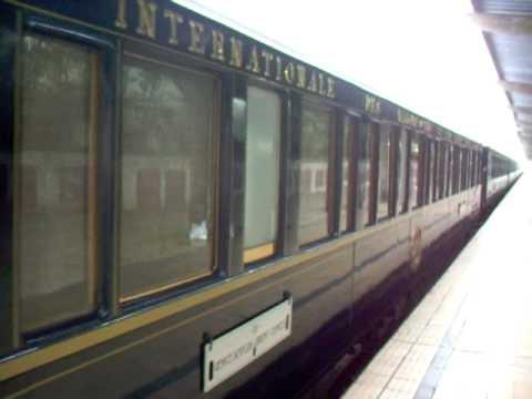 Orient Express in Bucharest 31 august 2009