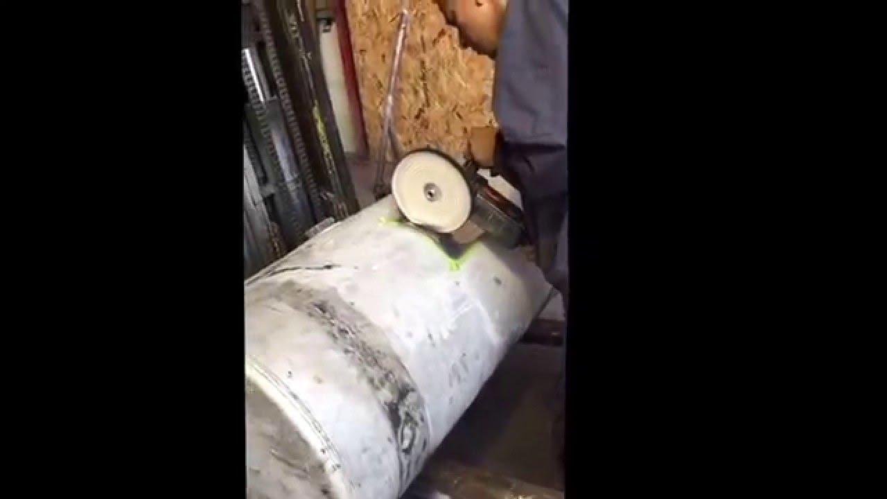 como brillar tanques de aluminio