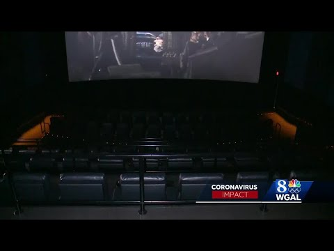 Pennsylvania movie theaters increase capacity