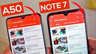Galaxy A50 vs Redmi Note 7 | ¿EL FIN DE XIAOMi?