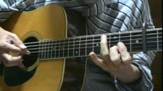Auld Lang Syne / Acoustic Guitar Solo