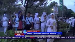 Gempa 5 Skala Richter, Warga Kota Padang Panik - NET 24