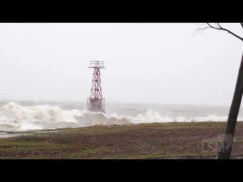 1-11-2020 Chicago, IL - Damaging Wind And Wave Event