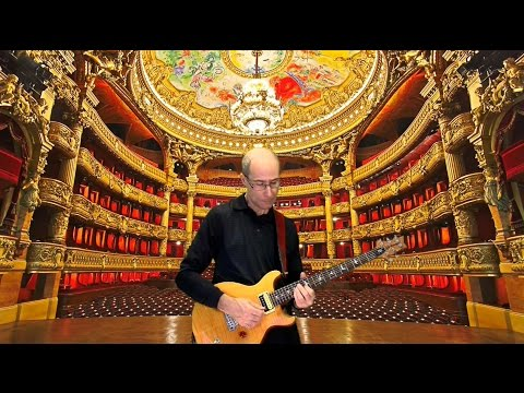 Operatic Aria -  Pat Pietracupa - Palais Garnier - Opéra National de Paris, France