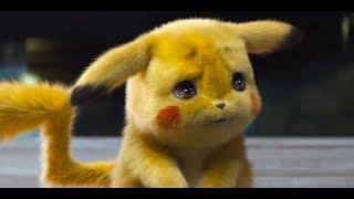 Pokemon detective pikachu - Cyberpunk trailer