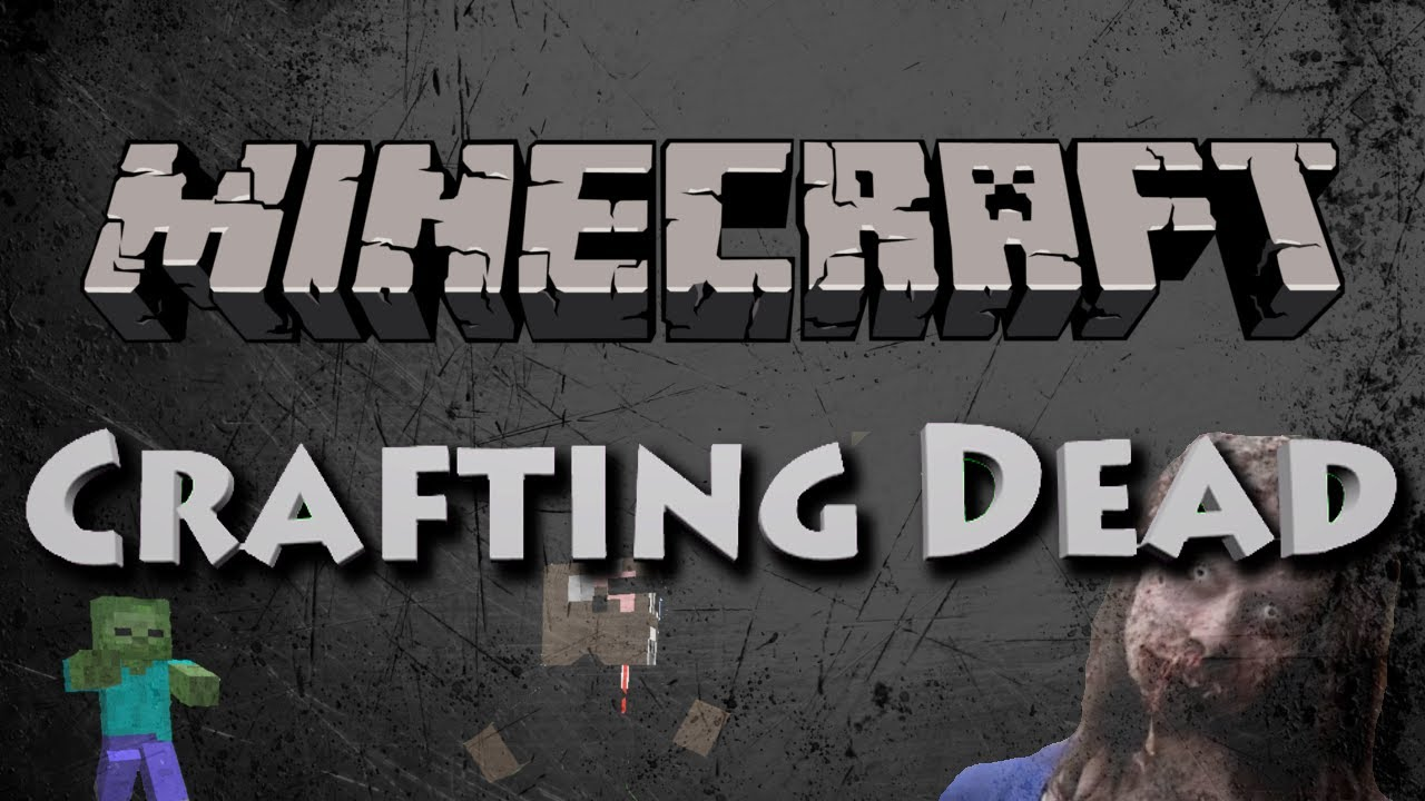 minecraft the crafting dead minecraft the walking dead mod challenge w 4966